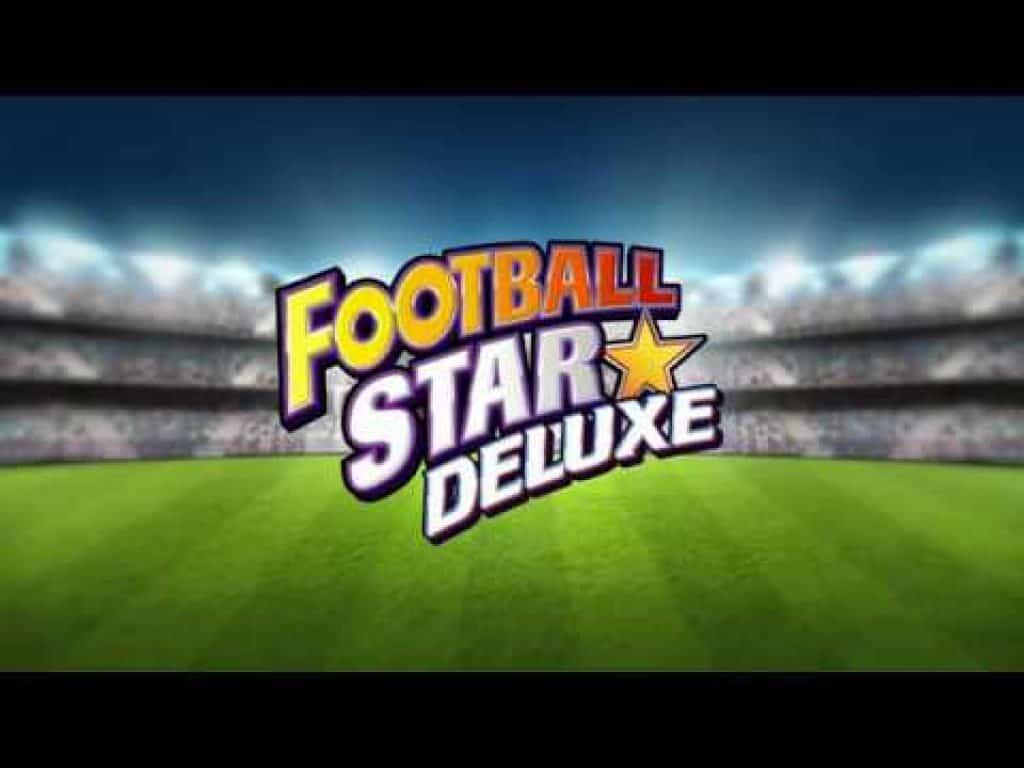 Football Star Deluxe Online Slot Video