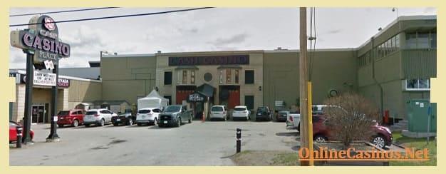 Cash Casino Calgary View