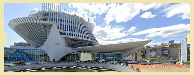 Casino de Montreal View