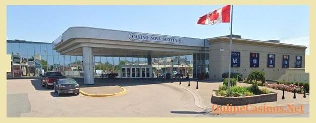 Casino Nova Scotia Sydney View