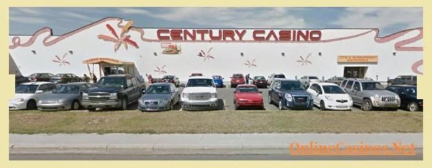 Centry Casino in Calgary View