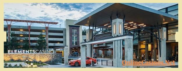 Elements Casino Victoria View