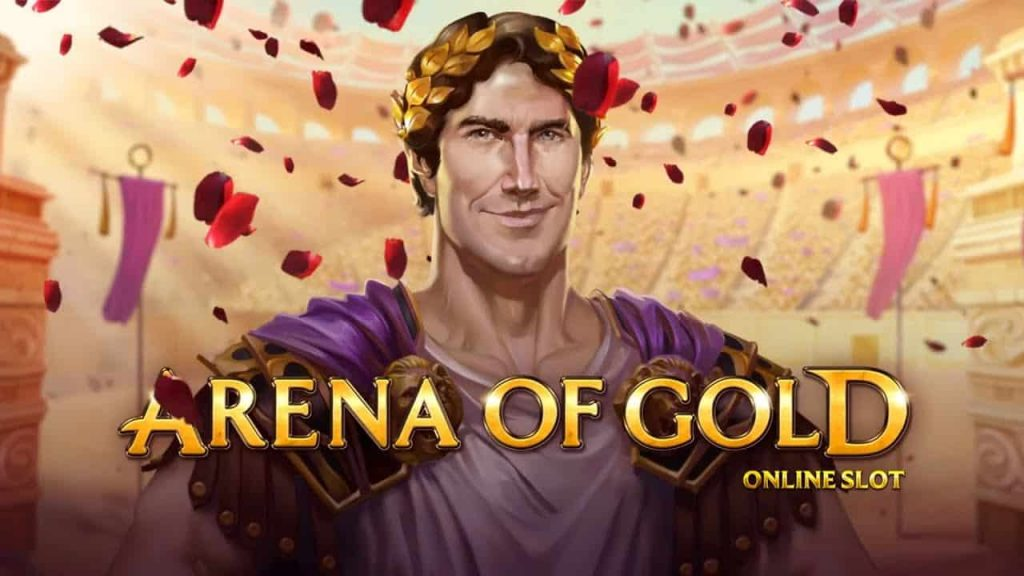 Arena Of Gold Slot Machine Video View