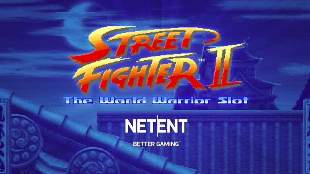 Street Fighter II Online Slot Machine Video View