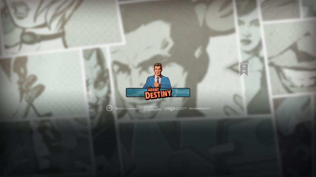 Agent Destiny Slot Machiine Video View