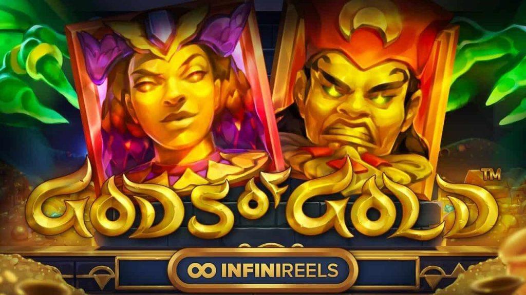 Gods of Gold: Infinireels™ Slot Machine Video View