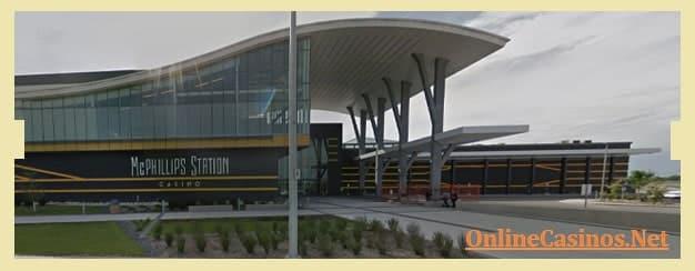 McPhillips Station Casino View