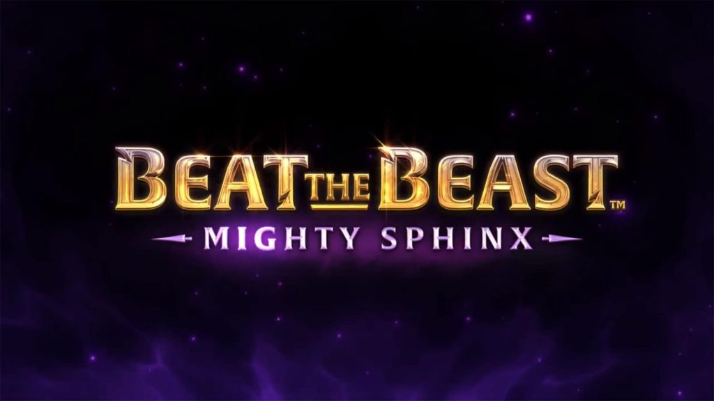 Beat the Beast: Mighty Sphinx Online Slot