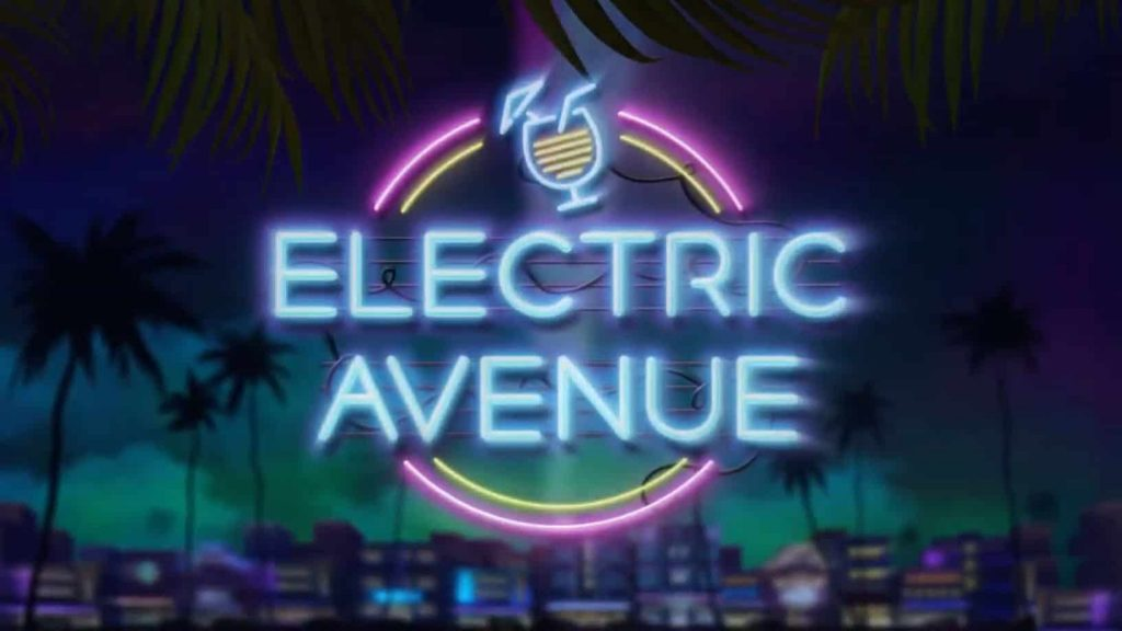 Electric Avenue Online Slot machine Video