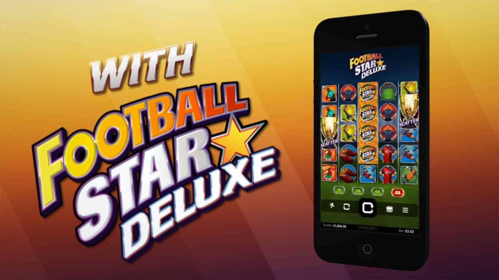 Football Star Deluxe Online Slot Video