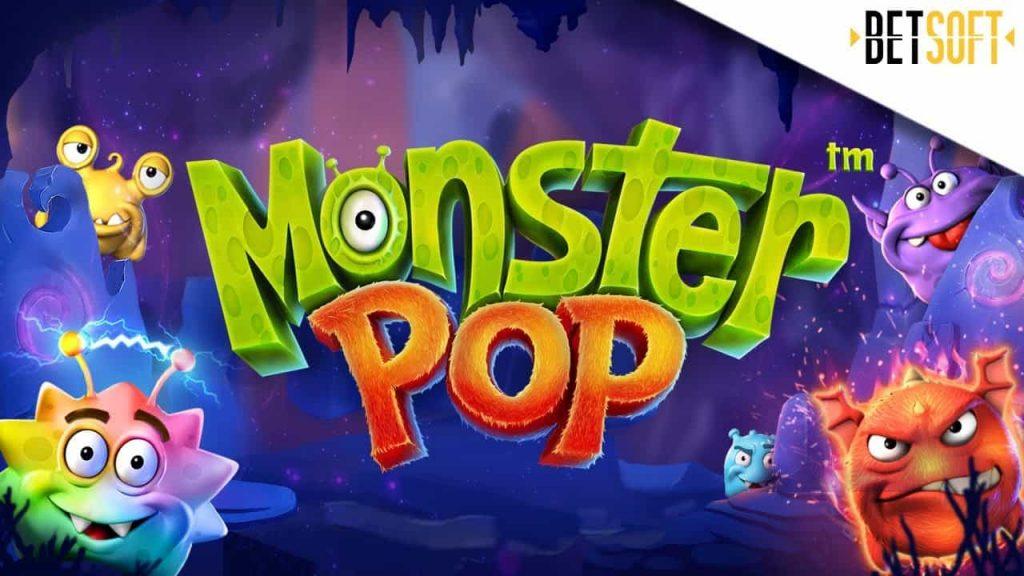 Monster Pop Online Slot