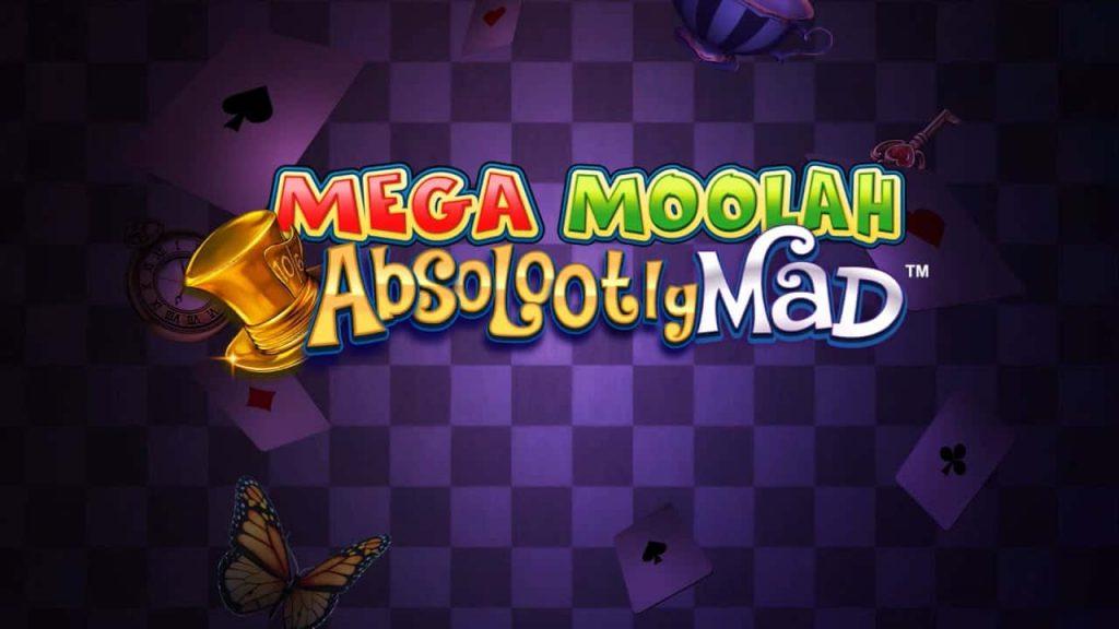 Absolootly Mad Mega Moolah Online Slot