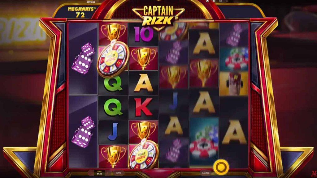 Captain RIZK™ MegaWays™ Online Slot