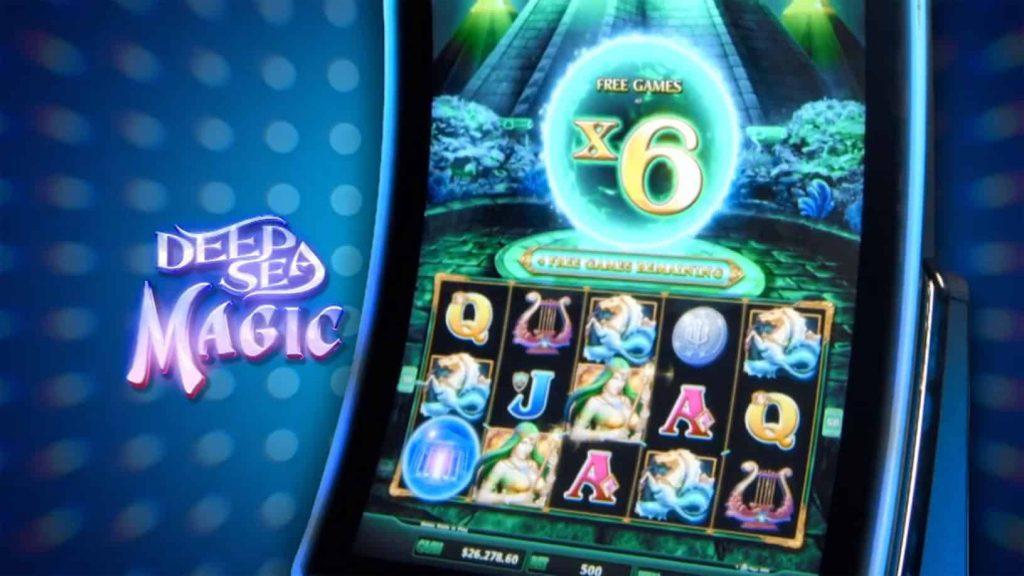 Drop & Lock - Deep Sea Magic Online Slot