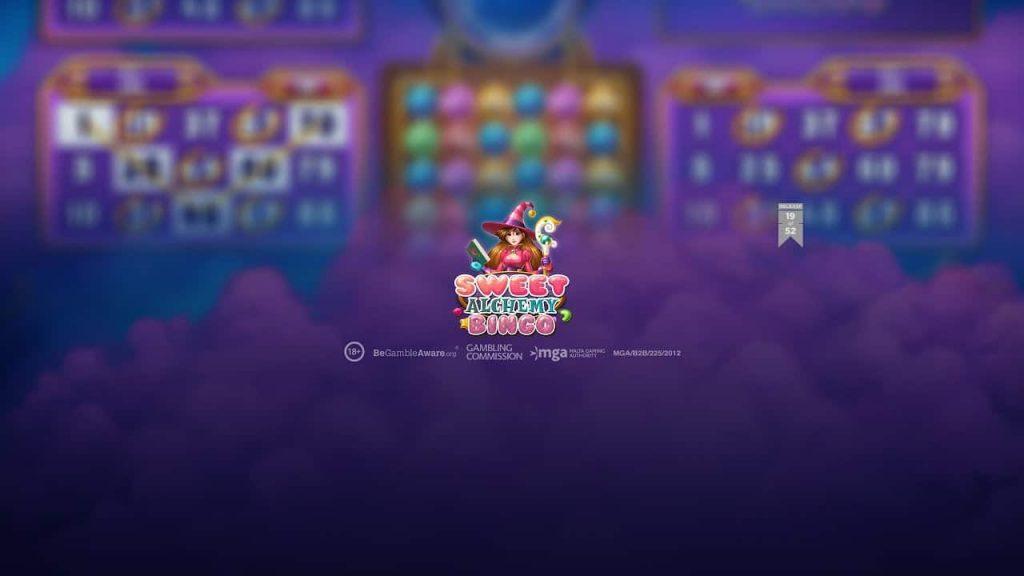 Sweet Alchemy Bingo Slot