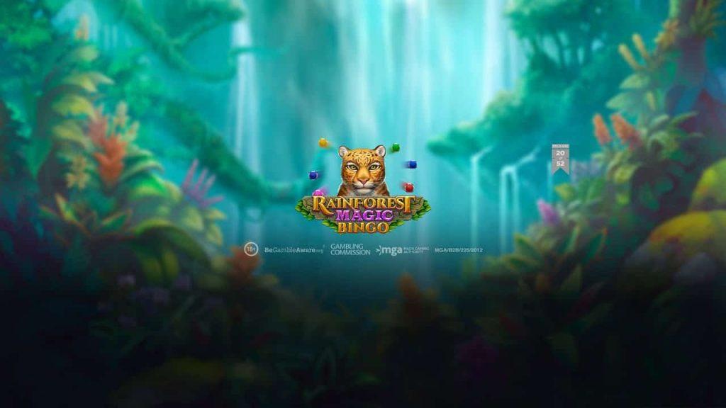 Rainforest Magic Bingo Online Slot