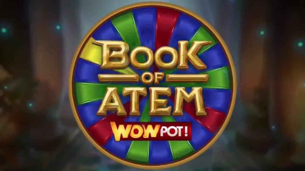 Book of Atem: WowPot Online Slot