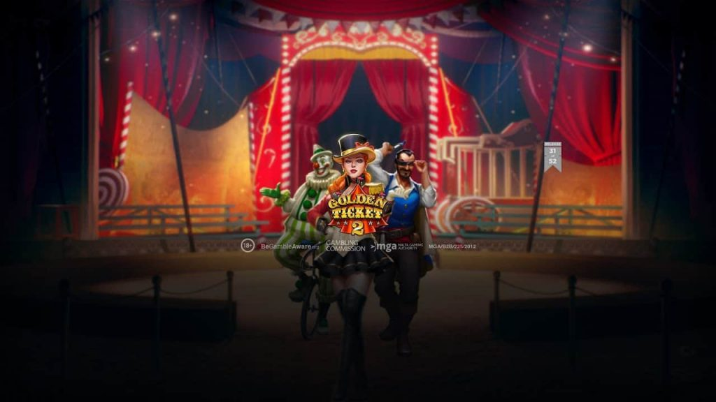 Golden Ticket 2 Online Slot