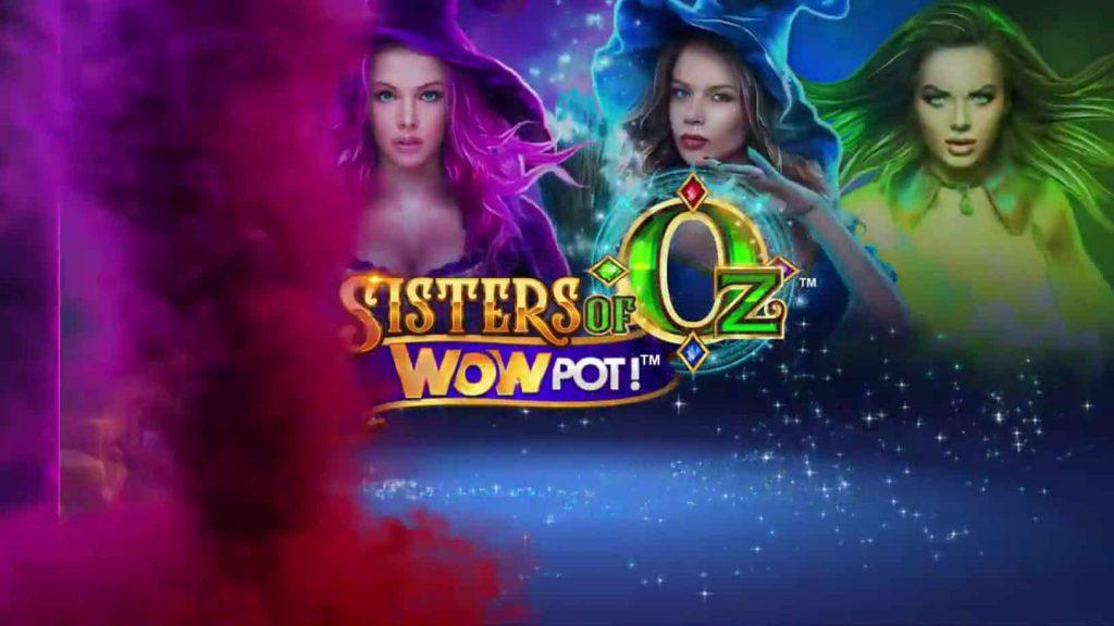 Sisters of Oz Online Slot