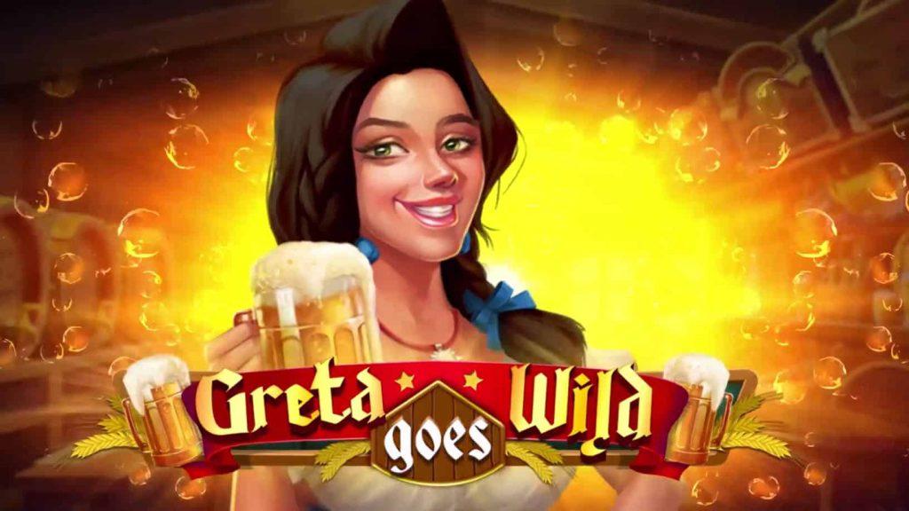 Greta Goes Wild Online Slot