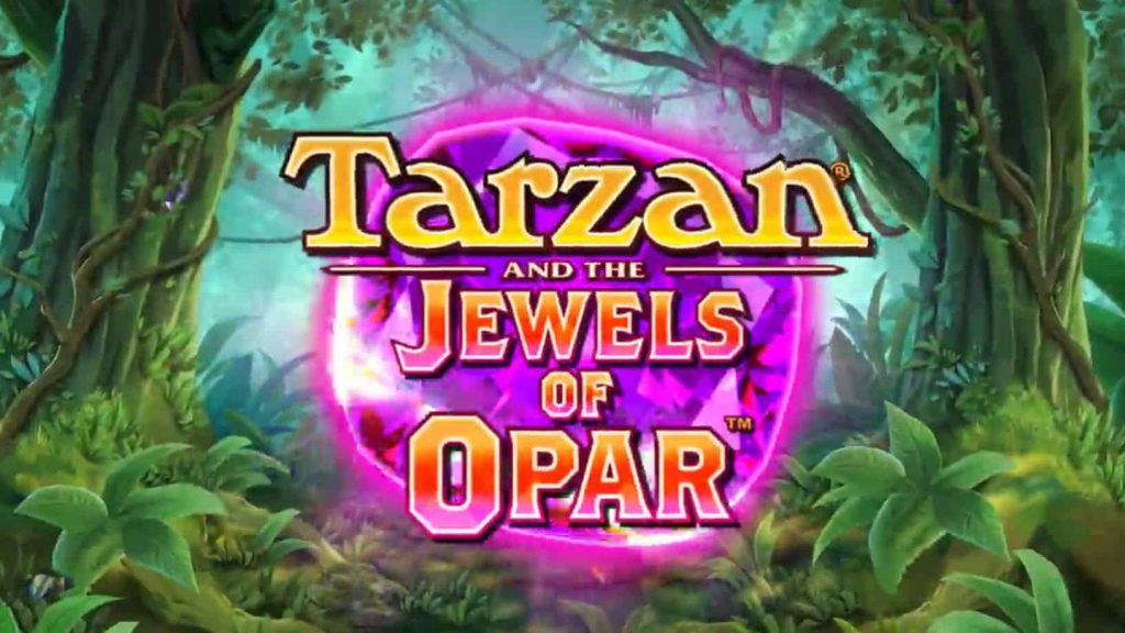 Tarzan® and the Jewels of Opar™ Online Slot