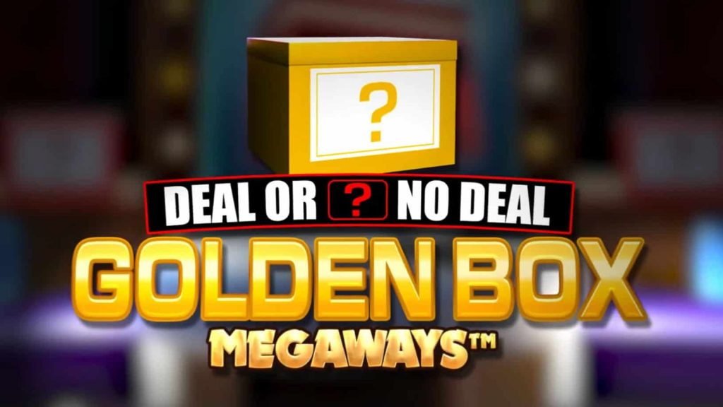 Deal or No Deal Megaways™ Golden Box Online Slot