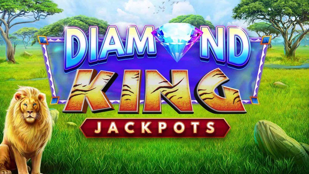 Diamond King Jackpots Online Slot