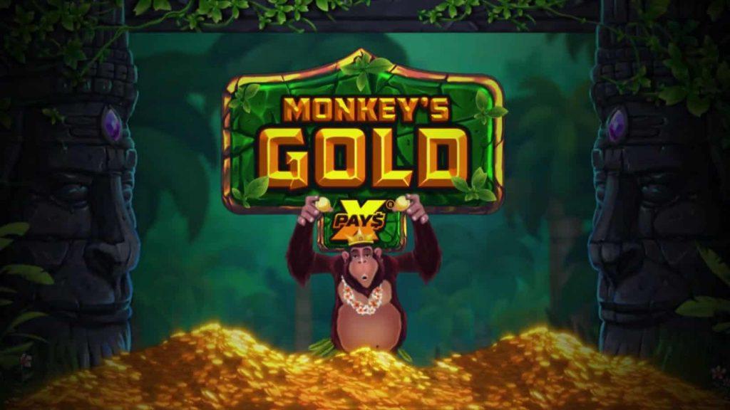 Monkey's Gold xPays Online Slot