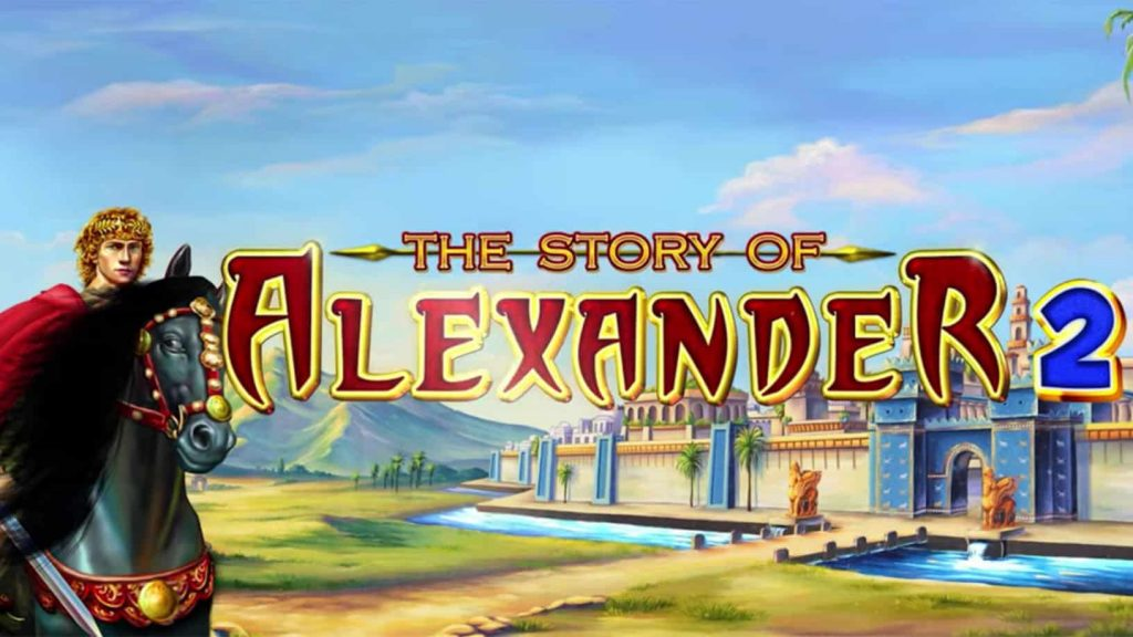 The Story of Alexander II Online Slot