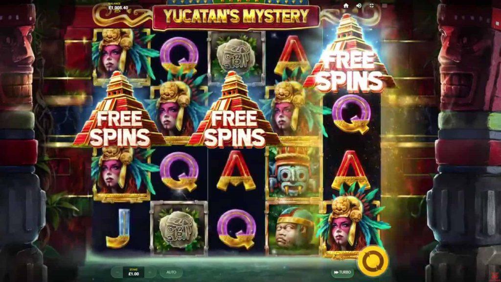 Yucatans Mystery Online Slot