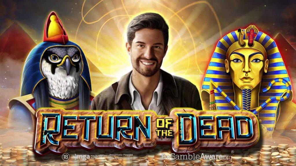 Return of the Dead Online Slot