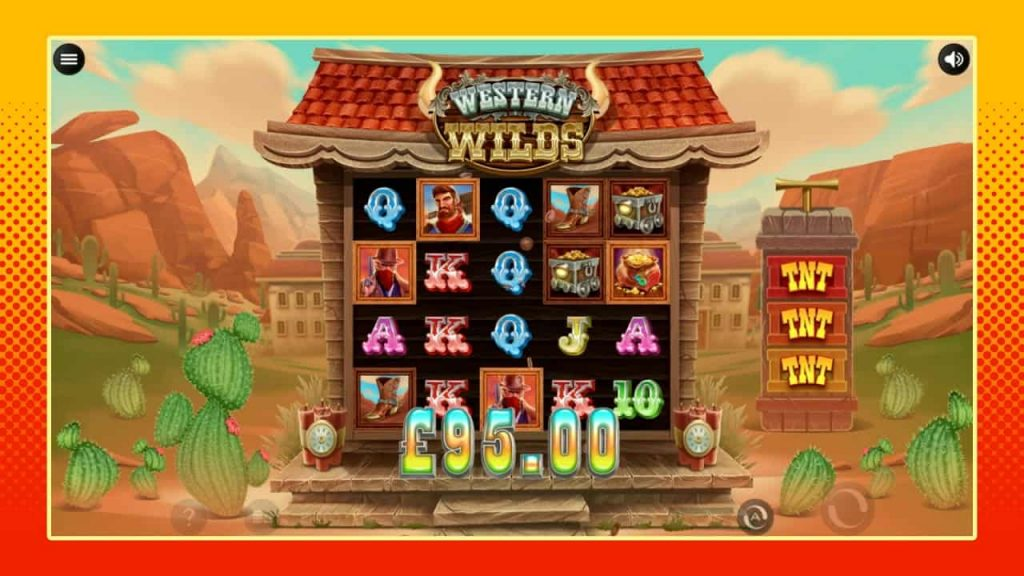 Western Wilds Online Slot