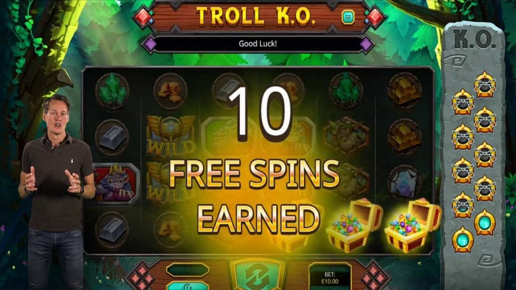 Troll KO Online Slot