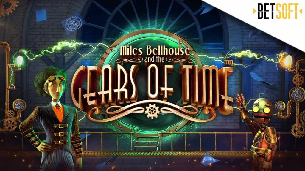 Gears of Time Online Slot