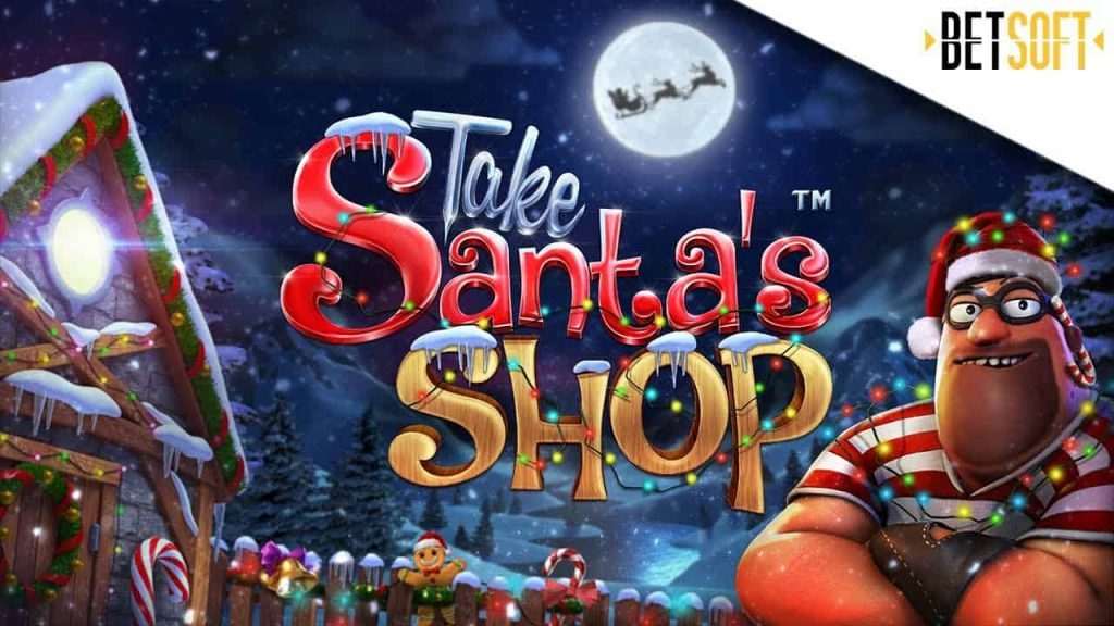 Take Santa's Shop Online Slot