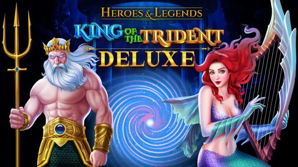 King of the Trident Deluxe Online Slot