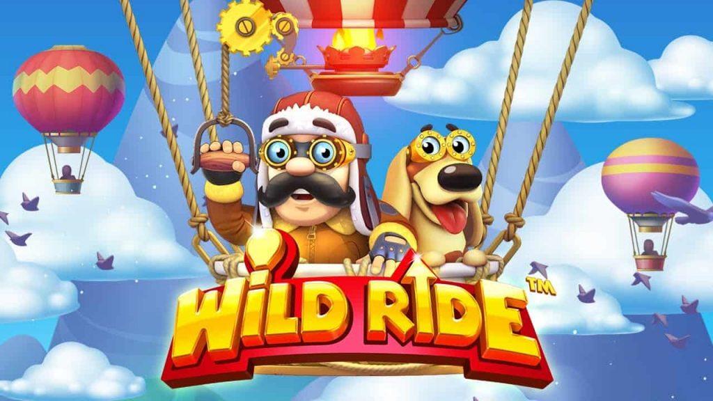 Wild Ride Online Slot