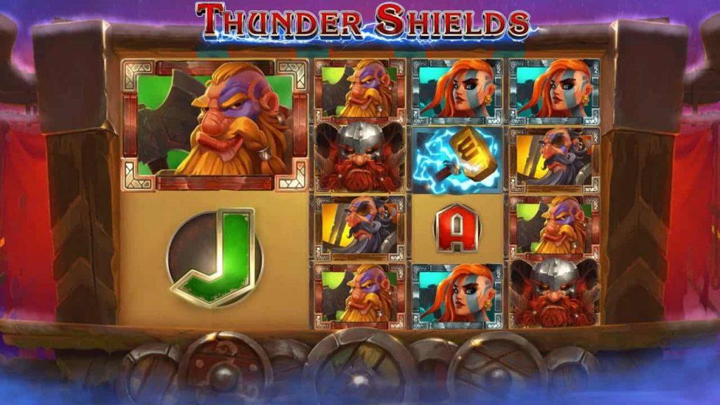 Thunder Shields Online Slot