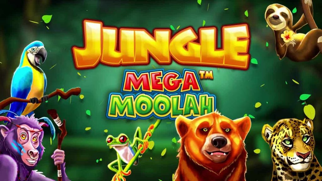 Jungle Mega Moolah Online Slot