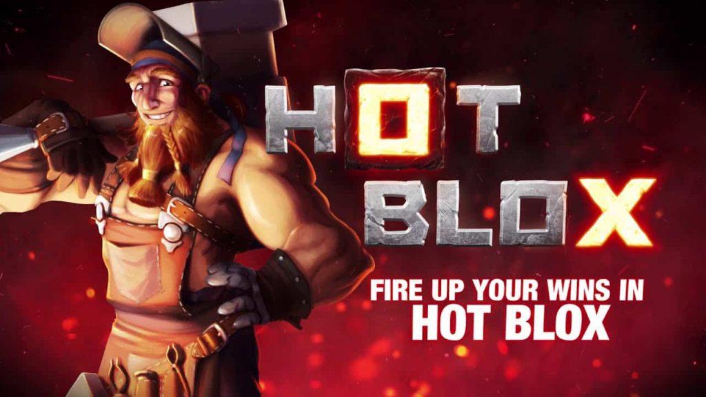 Hot Blox Online Slot