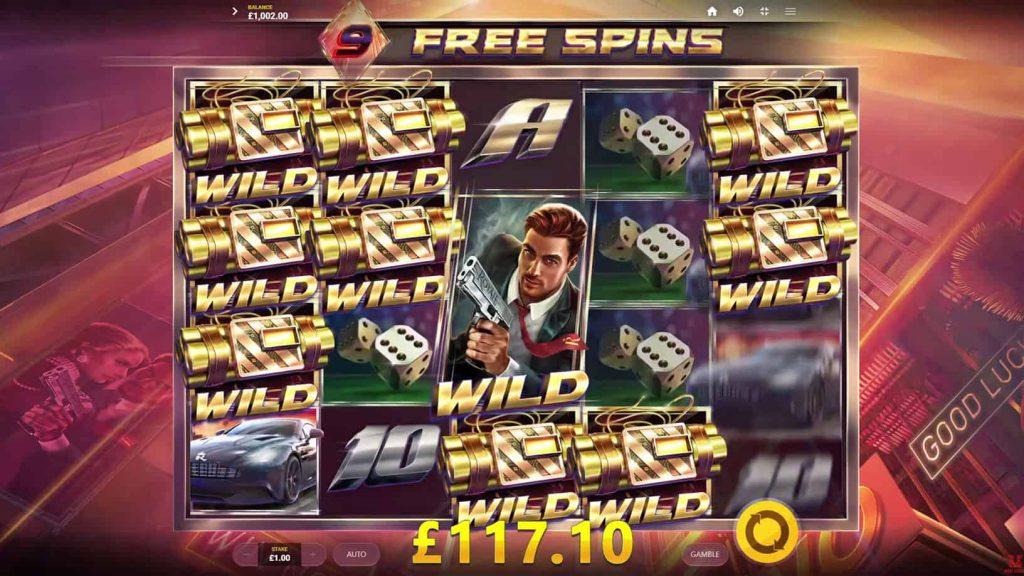 Agent Royale Online Slot