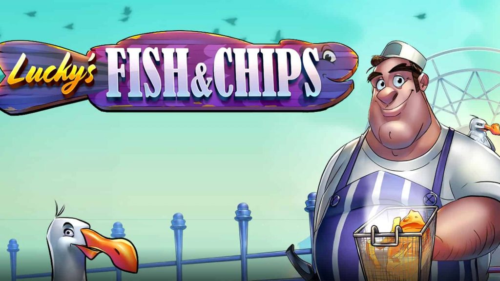 Lucky's Fish & Chips Online Slot