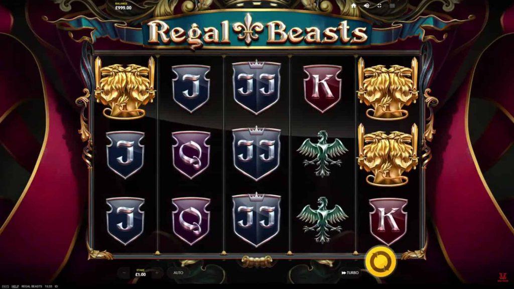 Regal Beasts Online Slot