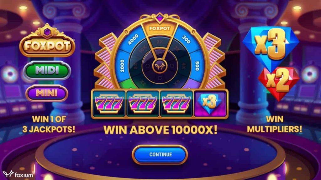 Foxpot™ Online Slot
