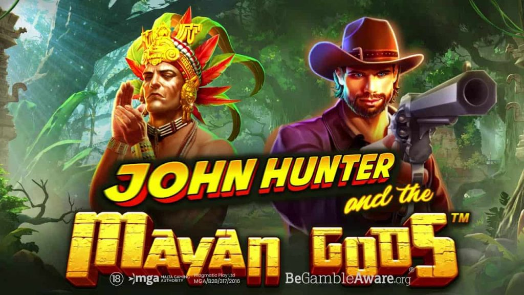 John Hunter and the Mayan Gods Online Slot