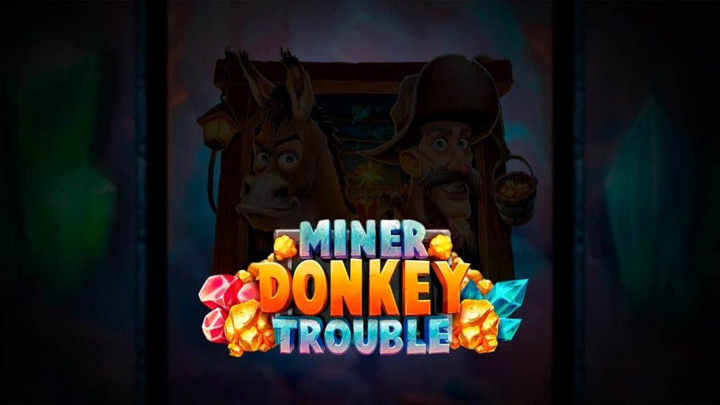 Miner Donkey Trouble Online Slot