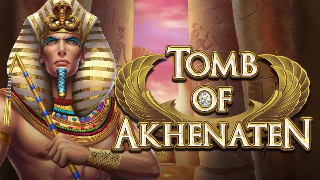 Tomb of Akhenaten Online Slot