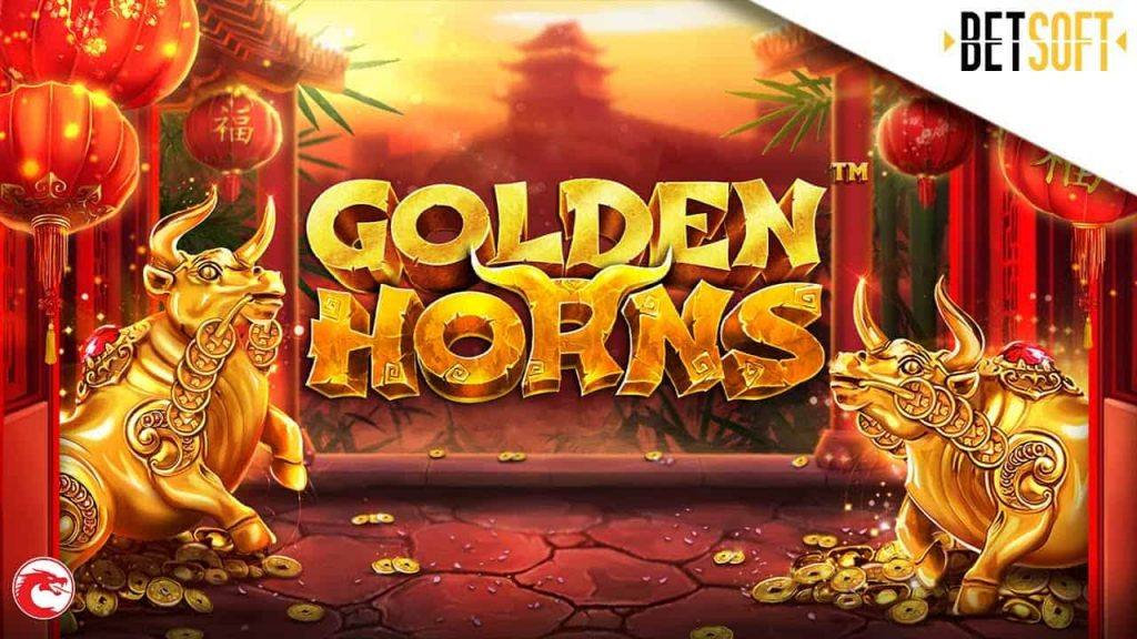 Golden Horns Online Slot