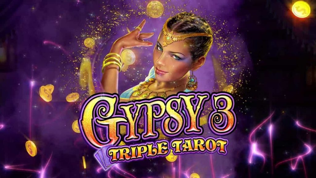 Gypsy 3: Triple Tarot Online Slot