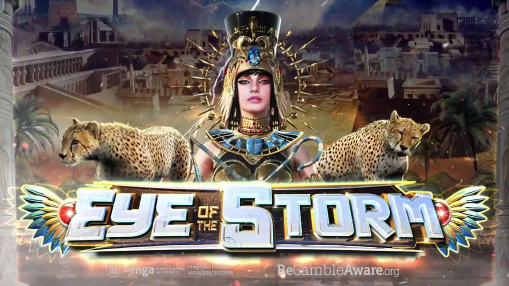 Eye of The Storm Online Slot